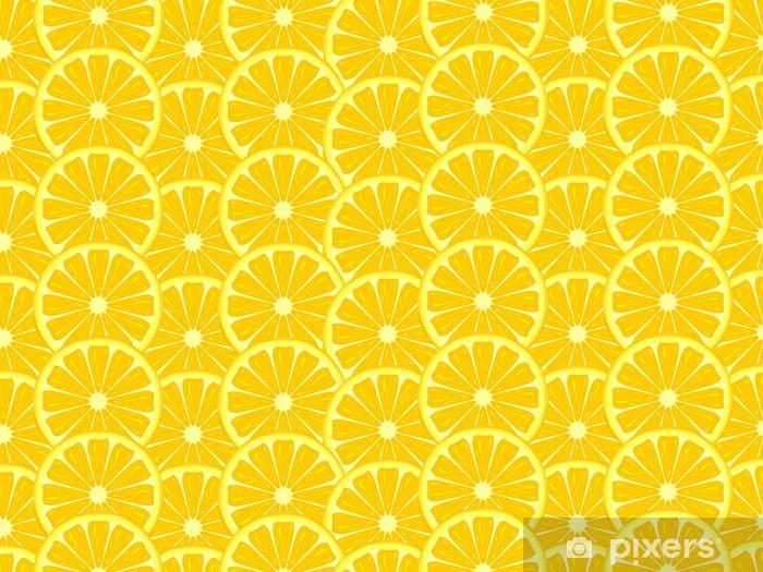 Fototapeta winylowa Tło Lemon - Sytuacje biznesowe