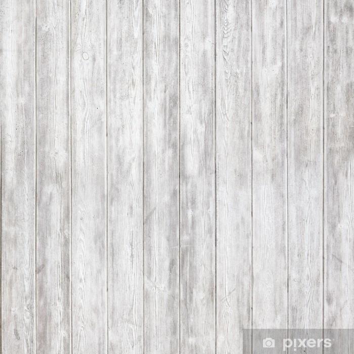 Vinylová fototapeta Bílé dřevo textury - Vinylová fototapeta