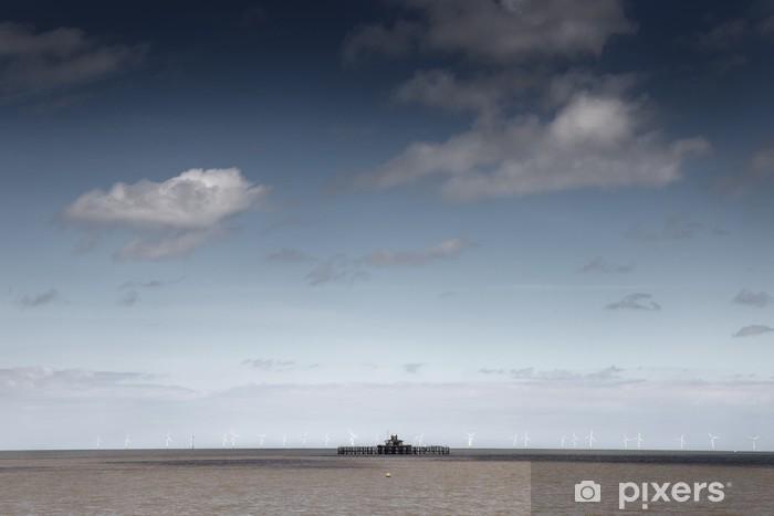 Afwasbaar Fotobehang Herne Bay - Water