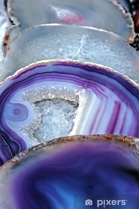 Fototapeta winylowa Kryształy energii 4 - Cuda natury