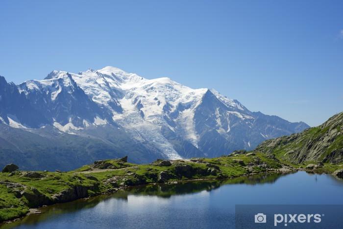 Mont Blanc Pixerstick Sticker - Themes