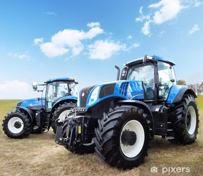 Tractor Poster - Themes