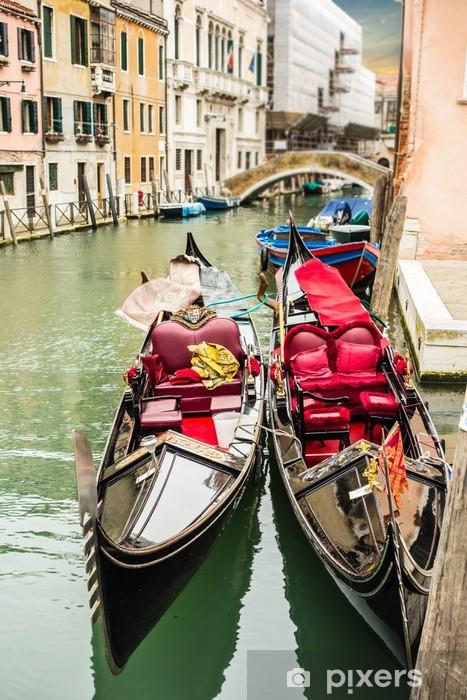 Naklejka Pixerstick W Wenecji - Miasta europejskie