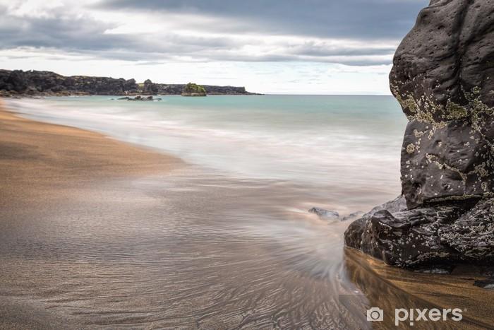 Fototapeta winylowa Islandzki plaża - Europa
