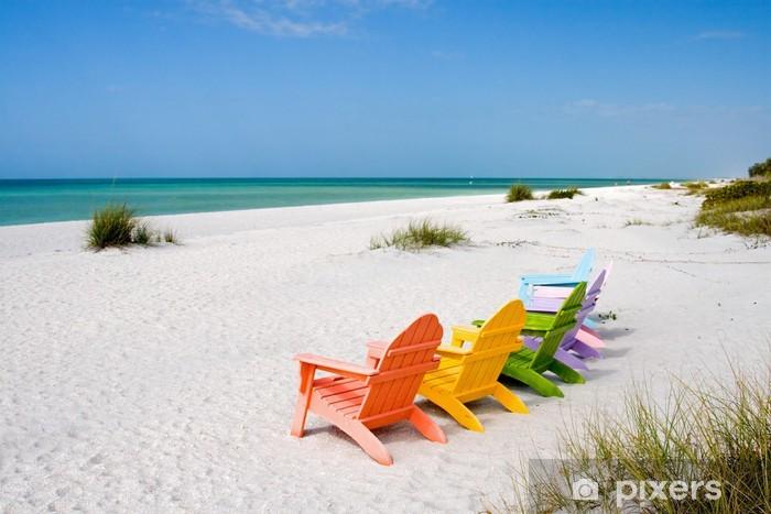 Vinilo Pixerstick Summer Beach Vacation - Vacaciones