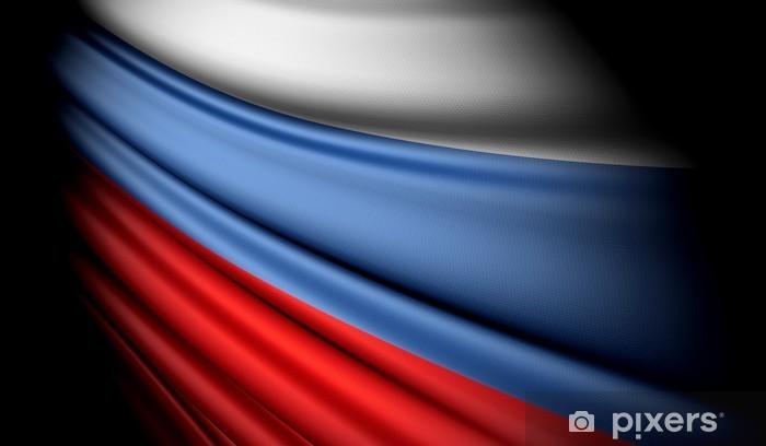 Rusya Bayrağı Duvar Resmi Pixers Haydi Dünyanızı Değiştirelim