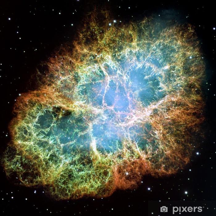 Fototapet av vinyl Krabbe Nebula - Universe
