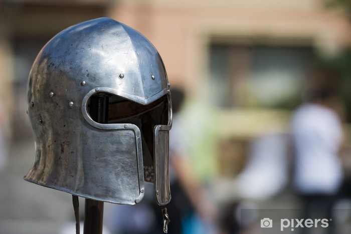 Adesivo Pixerstick Ancient armatura medievale - Arte e Creazione