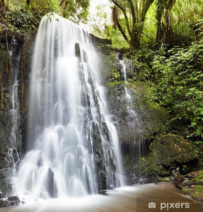 Sticker Pixerstick Intérêt mutuel Falls, Nouvelle-Zélande - Thèmes