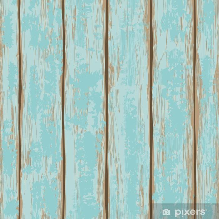 Vinilo para Nevera Patrón transparente de tablas de madera - Fondos