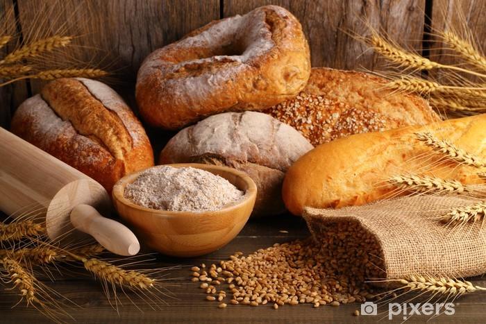 Nálepka Pixerstick Chléb - Témata