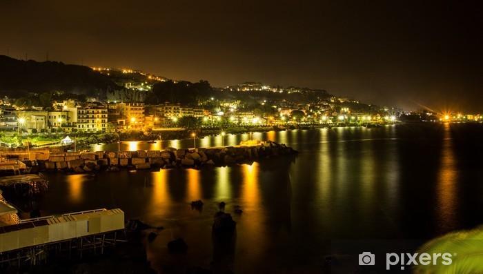 Vinylová fototapeta Porto v notturna - Vinylová fototapeta