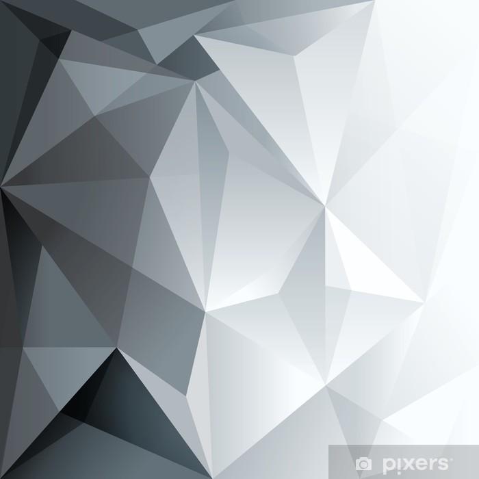 Fototapeta winylowa Streszczenie Trendy Polygon Kształt tła dla projektowania układu - Tematy