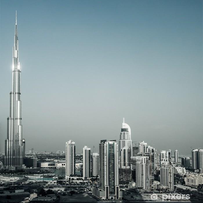 Dubai cityscape Vinyl Wall Mural - Themes