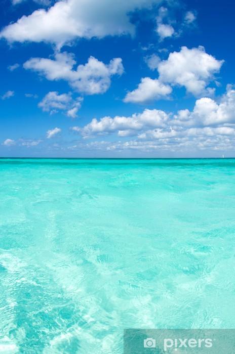 Naklejka Pixerstick Tropikalnego morza - Tematy
