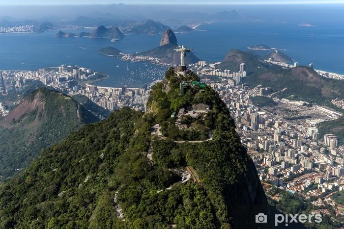 Fototapeta winylowa Rio de Janeiro - Brazylia