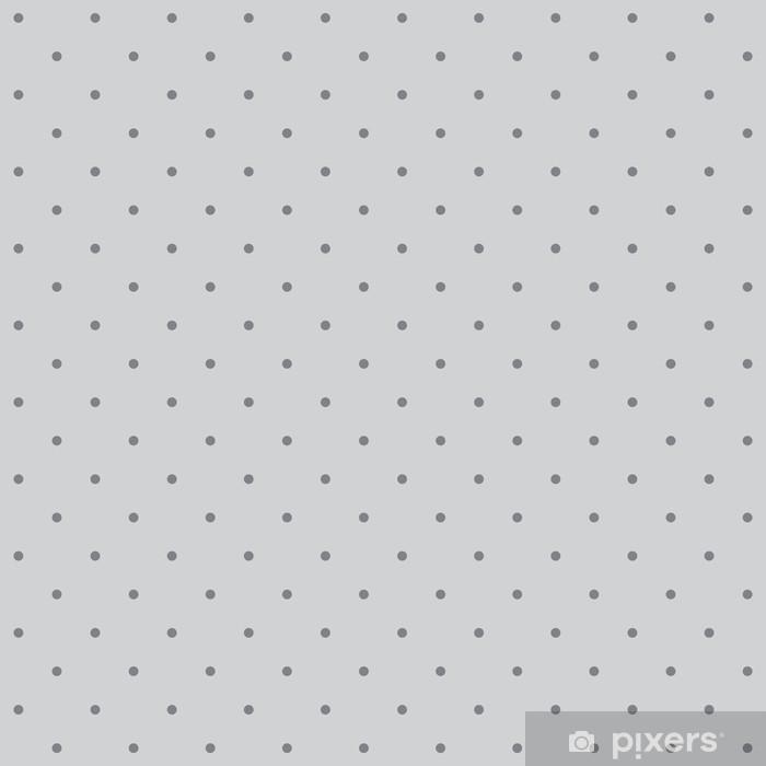 Nálepka Pixerstick Bezešvé Polka Dot pozadí - Témata
