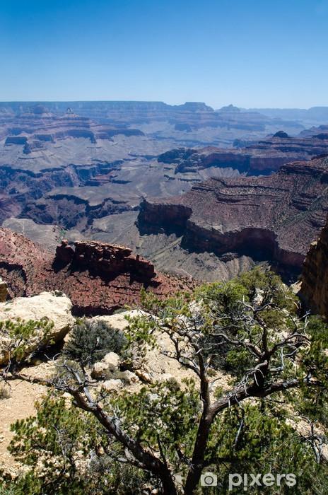 Adesivo Pixerstick Grand Canyon del Colorado negli Stati Uniti, in Arizona - Montagne