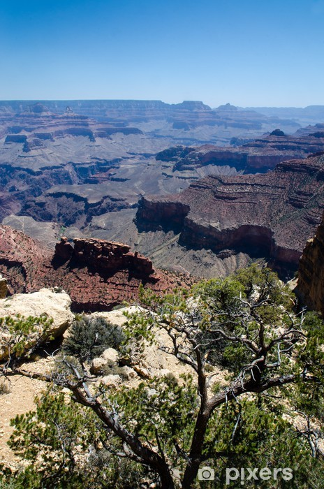 Fototapeta winylowa Wielki Kanion Kolorado Stany Zjednoczone, Arizona - Góry