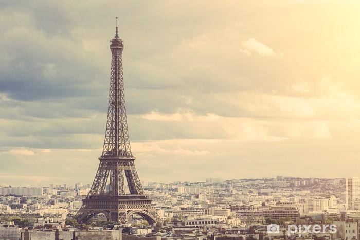 Fotomural Estándar Tour Eiffel en París - Temas