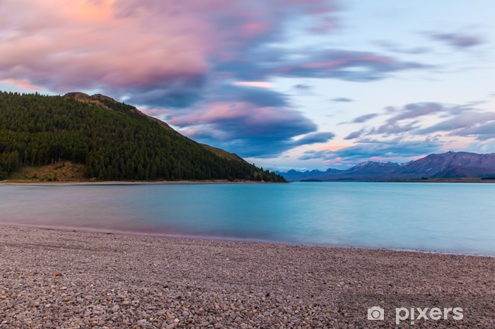Lake Tekapo Pixerstick Sticker - Themes
