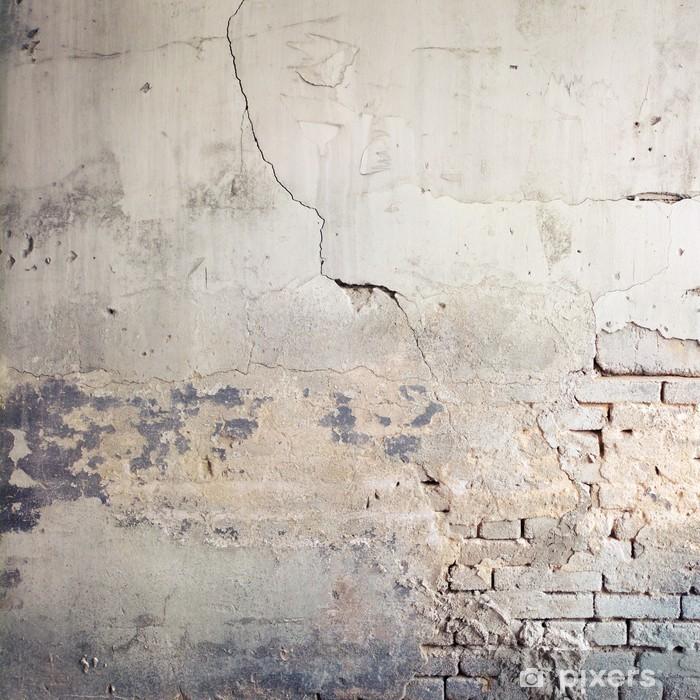 Naklejka Pixerstick Ściana w tle - Tematy