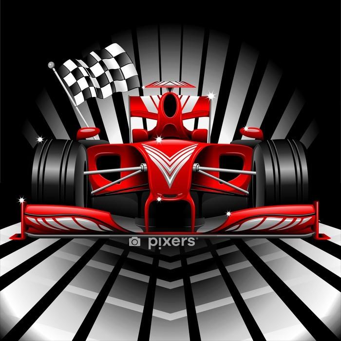 Poszewka na kołdrę Wyścig Formuły 1 Red Flag samochodów i Cambodia - Tematy