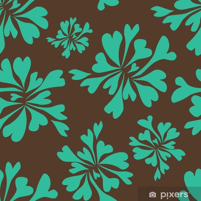 Vinyl Fotobehang Naadloze geometrische patroon - Achtergrond