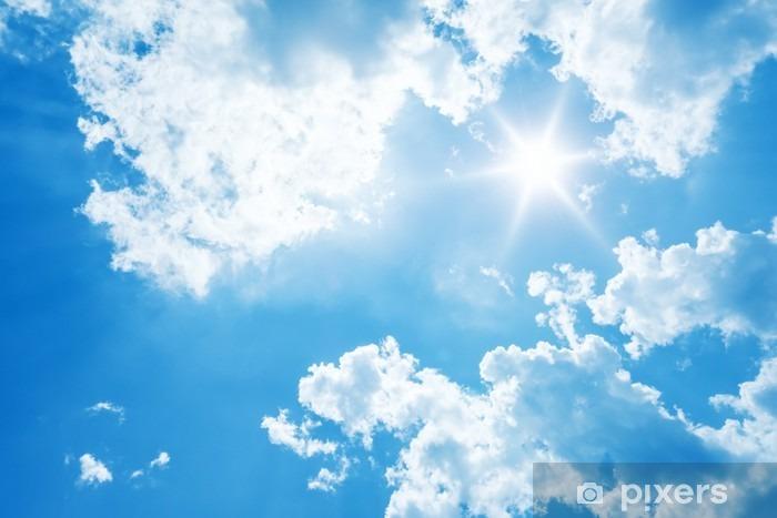 Fotomural Autoadhesivo Sol brillante - iStaging
