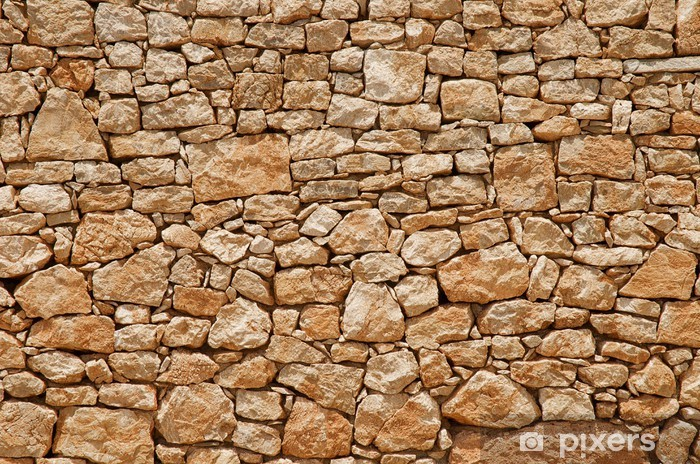 Fototapeta winylowa Mur - Tekstury