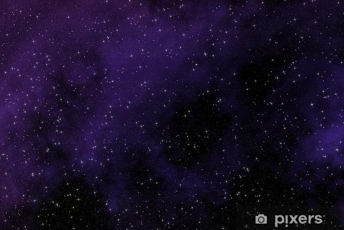 Pixerstick Aufkleber Nebulosa - Weltall
