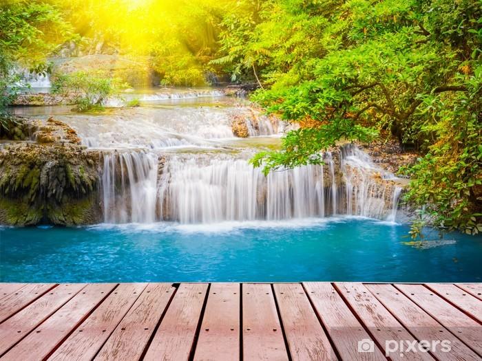 Pixerstick Aufkleber Waterfall - Themen