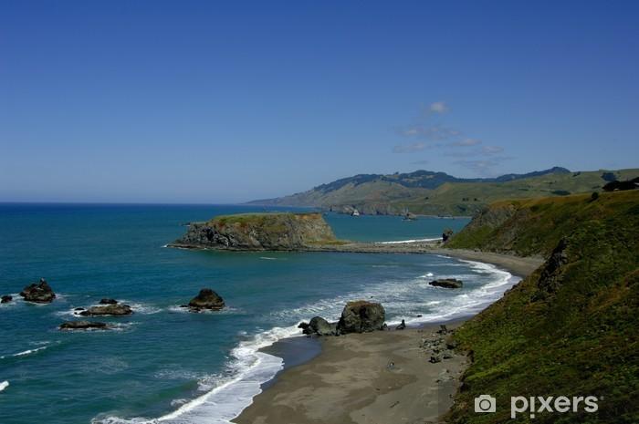 Kalifornian rannikolla n tai Bodegan lahdella Vinyyli valokuvatapetti - Vesi
