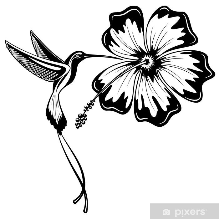 Hibiscus Tattoo Noir Et Blanc Best Tattoo Ideas