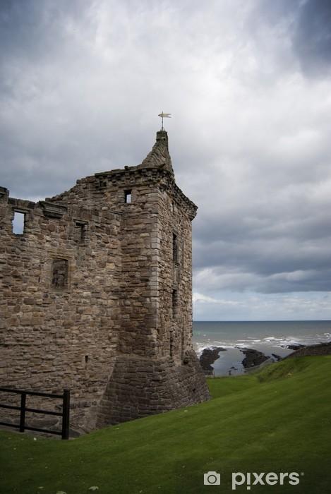 Fototapeta winylowa St Andrew - Szkocja - # 01 - Europa