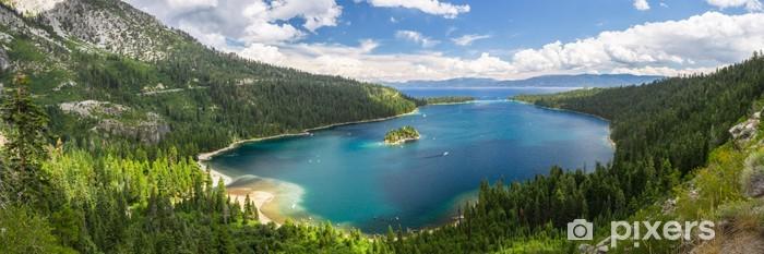 Papier peint vinyle Emerald Bay, Lake Tahoe - Amérique