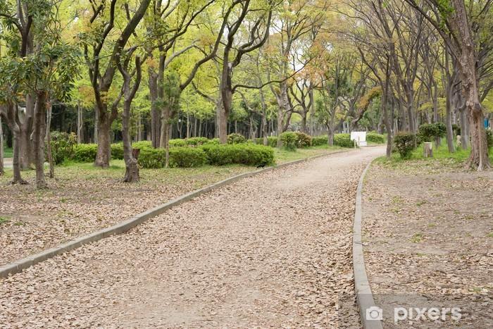 Naklejka Pixerstick Park Sceniczny - Inne pejzaże