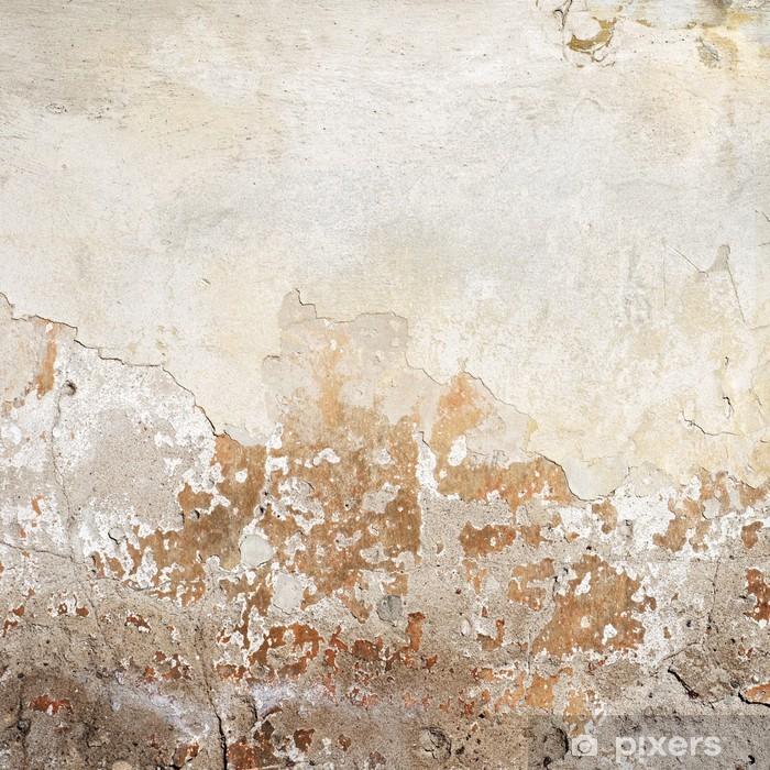 Fototapeta winylowa Wyblakły tle ceglanego muru - iStaging