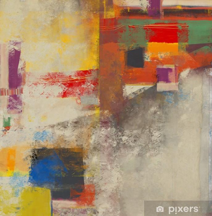 Vinyl Fotobehang Abstractie - Abstract