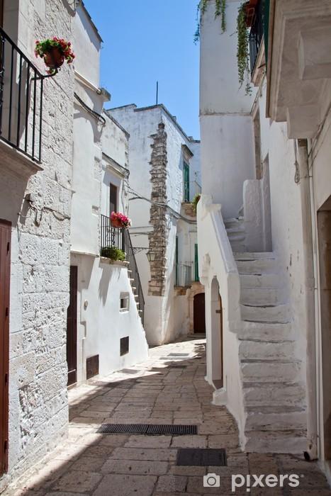 Fototapeta winylowa Cisternino, Apulia - Włochy - Tematy