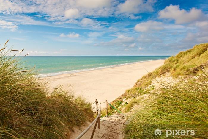 Fototapeta winylowa Droga do plaży - Tematy