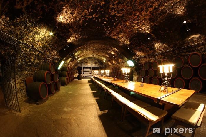 Fototapeta winylowa Winiarnia w Tokaj, Węgry - Tematy
