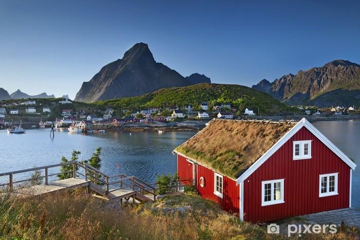 Naklejka Pixerstick Norwegia - Tematy