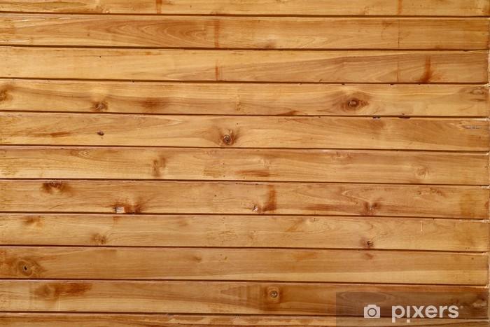 Houten Plank Voor Aan De Muur.Fotobehang Bruine Houten Plank Muur Textuur Pixers We Leven Om