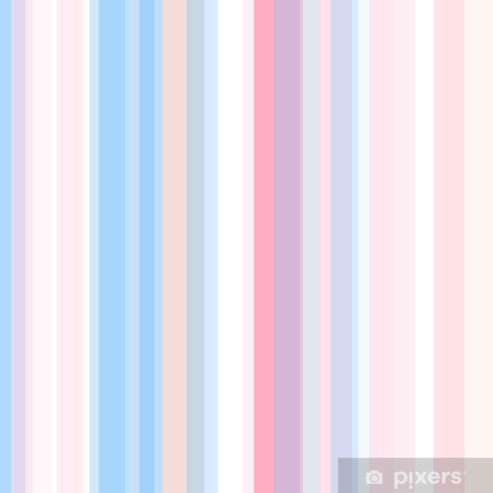Naklejka Pixerstick Streszczenie paski kolorowe tło - Tematy