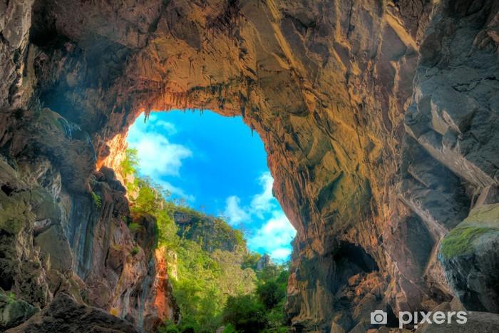 Pixerstick Dekor Grottor i Australien - Teman