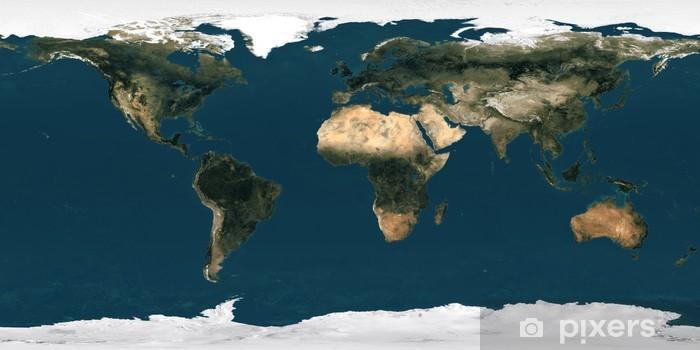Maailman Kartta Satelliitti Tapetti Pixers Elamme Muutoksille