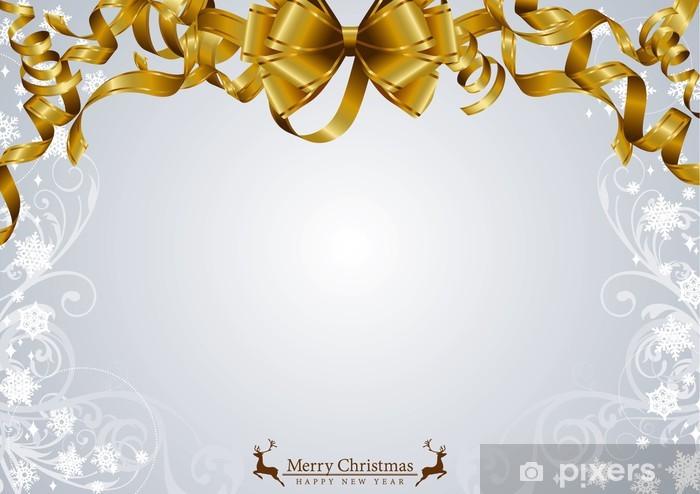 Vinylová fototapeta Vánoce - Vinylová fototapeta