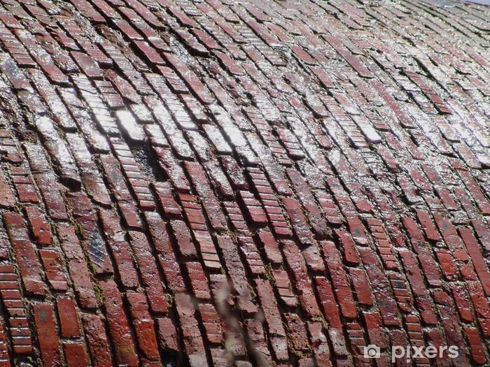 Nálepka Pixerstick Kolo na stěnu - Památky