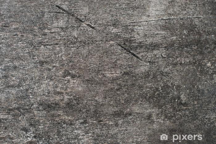 Papier peint vinyle Grunge texture rugueuse abstrait béton de ciment - Thèmes